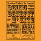 Being for the Benefit of Mr Kite - Colourway 1 by Fotopia