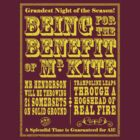 Being for the Benefit of Mr Kite - Colourway 2 by Fotopia