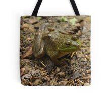 Frog January Tote Bag