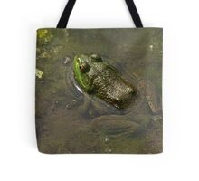 Frog April Tote Bag