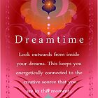 Feel Good Frequency Cards....'DREAMTIME' by jewd barclay