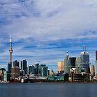 Toronto Skyline by tazbert