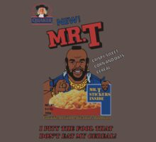 Mr. T - Cereal - T Shirt Kids Clothes