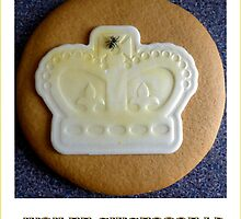 Jubilee Gingerbread by ©The Creative  Minds