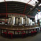 Inside Little Creatures Brewery by BigAndRed