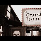 Who Dares to ride the Ghost Train by playfulkit