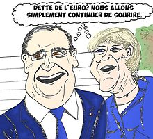 News options binaires en BD avec Merkel et Hollande sourient by Binary-Options