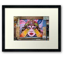 Curse of the Gypsy Framed Print
