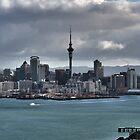 Auckland, New Zealand by Zach Chadim
