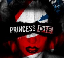Princess Die Sticker