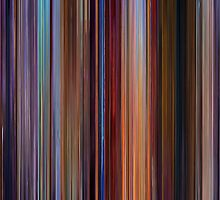 Moviebarcode: Speed Racer (2008) by moviebarcode