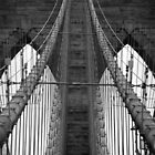 Brooklyn Bridge by M.C. O'Connor