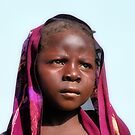 Mary 14 yeard old. Kebbe State, Nigeria. by joshuatree2