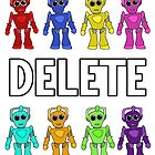DELETE by nimbusnought