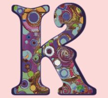 The Letter K Kids Clothes