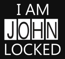 I AM JOHNLOCKED by Gosen406
