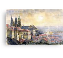 Dawn of Prague  Metal Print