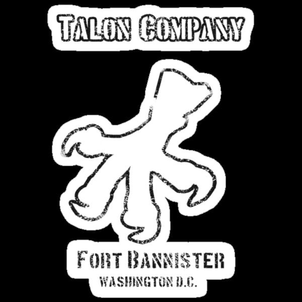 Talon Company Shirt by CharmerPantsOff
