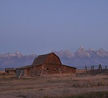 Mormons Row by hikerken77