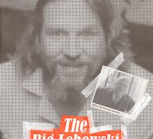 The Big Lebowski Tabloid by Robert Knight