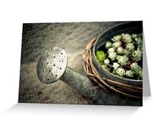 Mother's Garden Magic Greeting Card