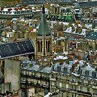 Charles Dickens Paris by yesdigiterarte