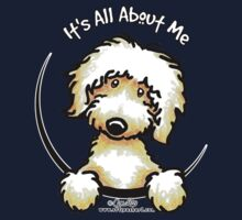 Yellow Labradoodle :: It's All About Me Kids Clothes