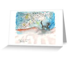 PERFECT NIGHT(C2012) Greeting Card