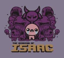 The Binding of Isaac - Monsters (Purple) by QuestionSleepZz