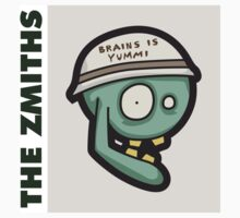 "The Zmiths ""Brains is Yummi"" by Happi"