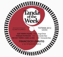 TOTW08/2012 - Lomuto - milongas - TK Red by TOTW