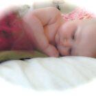 Tired Ballerina Angel by Rachel Meyer