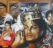Long Live The King by Shane Jahi Jackson