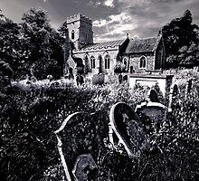 St Margaret, Starston, Norfolk by Darren Burroughs
