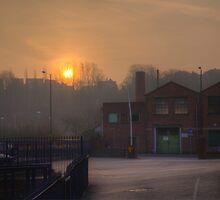 Green Street, Kidderminster by Alex Drozd