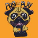 Pug and Play by Albo1980