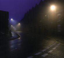 Park Lane, Kidderminster by Alex Drozd