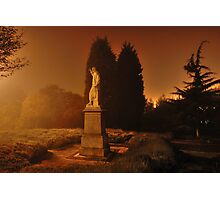 Statue of Richard Baxter, Kidderminster Photographic Print