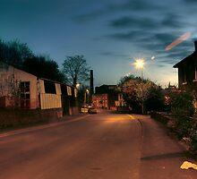 Park Lane by Castle Road, Kidderminster by Alex Drozd
