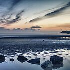 Solway Blues Sunset by derekbeattie