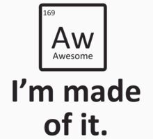 Awesome - the best element by Jonathon Speed