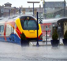 A Wet Day At The Station..... by TREVOR34