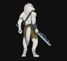 Werewolf Mage by tikaaniwicker