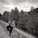I'll be waiting - Japan by Norman Repacholi