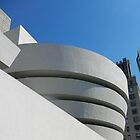 Guggenheim Museum #1 by Ellen  Hagan