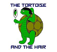 The Tortoise and the Hair Photographic Print