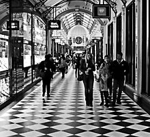 royal arcade by Steve Scully