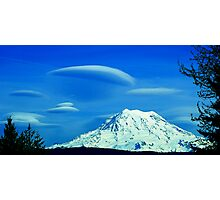 Lenticular Afternoon Photographic Print