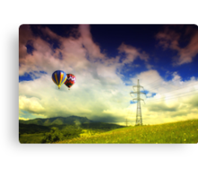 Once upon a time.. Canvas Print