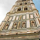 Giotto's Bell Tower, Florence by Michelle Lia